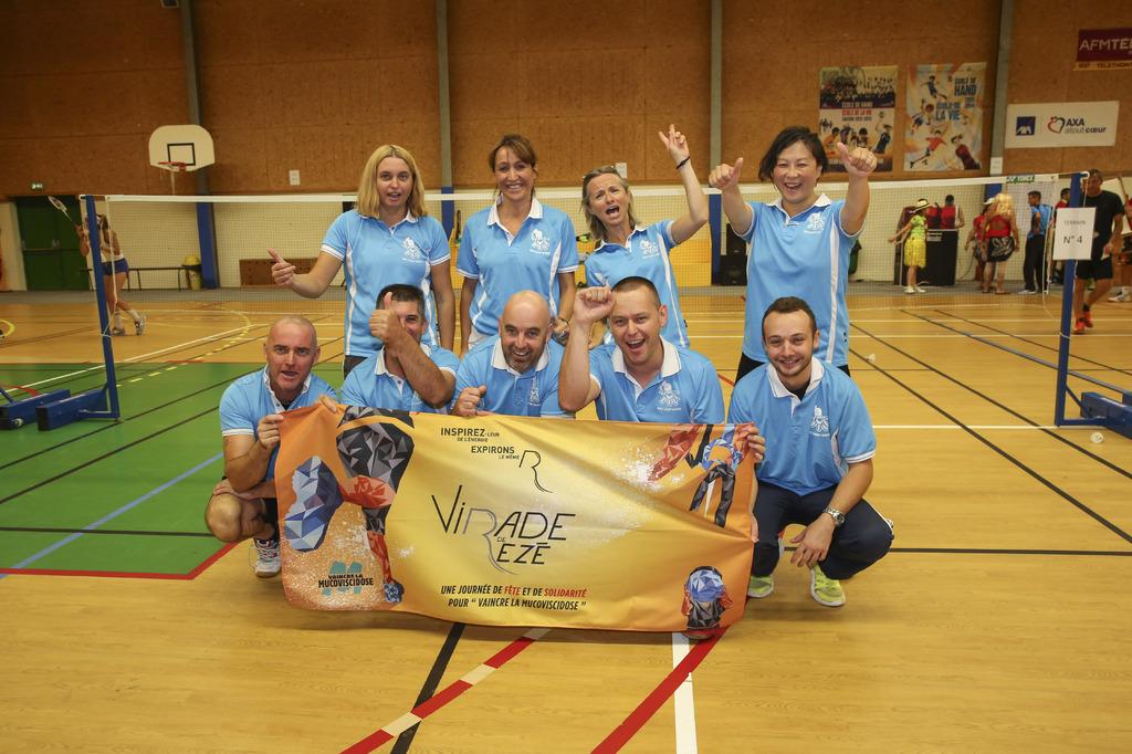 De Badminton Solidaire Arl 2016 Association 24h Raquettes RALc5j3q4S